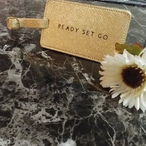 Accessories - Ready Set Go Luggage Tag NEW!
